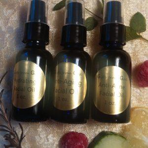 Facial Oils & Creams
